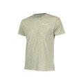Babolat Tennis-Tshirt Core Logo #18 grau Jungen