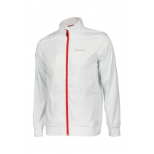 Babolat Jacket Core 2018 weiss Boys