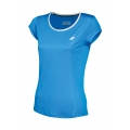 Babolat Shirt Core Flag 2018 hellblau Girls