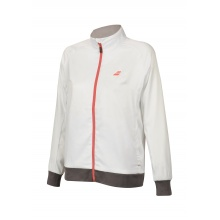 Babolat Jacket Core 2018 weiss Girls
