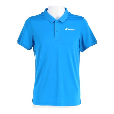 Babolat Polo Core Club 2017 blau Herren
