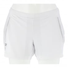 Babolat Short Core 2017 weiss Damen