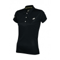 Babolat Polo Core Club #18 schwarz Damen