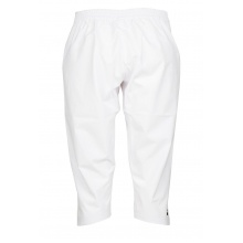 Babolat 3/4 Pant Match Performance 2014 weiss Girls
