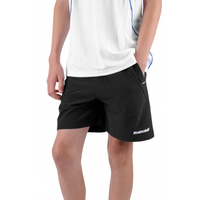 Babolat Short Match Core 2014 schwarz Boys