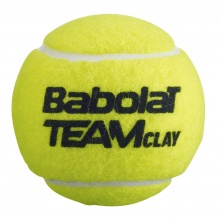 Babolat Team Clay Tennisbälle 4er Dose