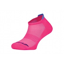 Babolat Tennissocke Invisible 2018 pink Damen 2er