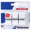 Babolat Pro Skin Overgrip 3er weiss
