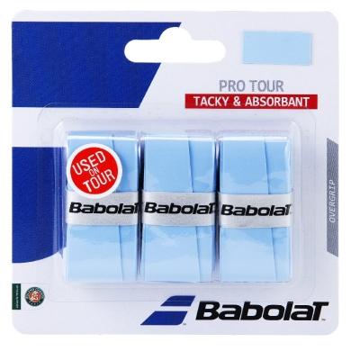 Babolat Pro Tour Overgrip 3er blau