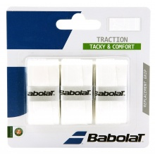 Babolat Traction Overgrip 3er weiss