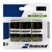 Babolat Traction Overgrip 3er schwarz