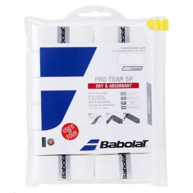 Babolat Pro Team SP Overgrip 12er weiss