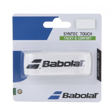 Babolat Syntec Touch Basisband weiss