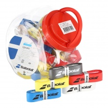 Babolat Uptake LOGO NEW Basisband Box 30er sortiert