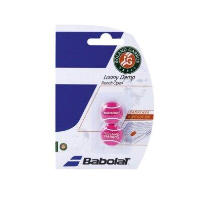 Babolat Schwingungsdämpfer Loony Damp RG Tennisball pink 2er