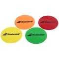 Babolat Markierungsscheiben (8 Stück farblich sortiert)
