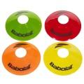 Babolat Markierungshütchen 8er (je 2x rot/gelb/grün/orange)