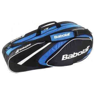Babolat Racketbag Club 2015 blau/schwarz 6er