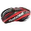 Babolat Racketbag Badminton Pro 2016 schwarz/rot 16er