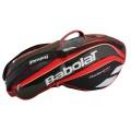 Babolat Racketbag Badminton Pro 2015 schwarz/rot 8er