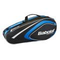 Babolat Racketbag Club Badminton 2015 blau/schwarz 8er