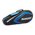 Babolat Racketbag Club Badminton 2015 blau/schwarz 4er
