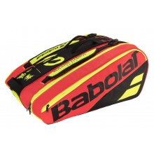 Babolat Racketbag Pure Decima French Open 2018 rot 12er