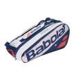 Babolat Racketbag Pure French Open 2018 weiss/blau 6er