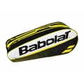 Babolat Racketbag Club Classic 2018 gelb 6er