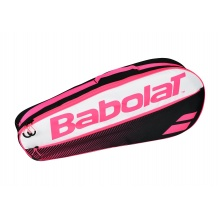 Babolat Racketbag Club Essential 2018 pink 3er