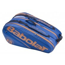 Babolat Racketbag Pure French Open 2019 blau 12er