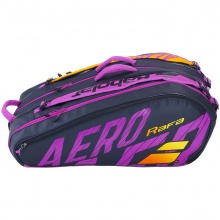 Babolat Racketbag (Schlägertasche) Pure Aero Rafa schwarz 12er - 3 Hauptfächer