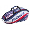 Babolat Racketbag Pure Aero 2016 Stars & Stripes 12er