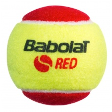 Babolat Stage 3 Red Felt Methodikbälle 3er