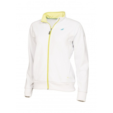 Babolat Jacket Performance 2016 weiss Girls