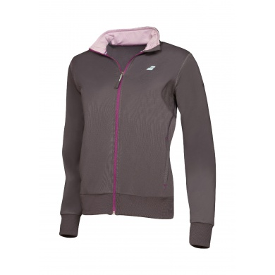 Babolat Jacket Performance 2016 grau Girls