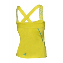 Babolat Tank Top Performance 2016 gelb Damen