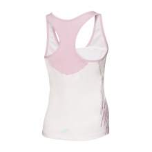 Babolat Tennis-Tank Racerback Performance #16 weiss Damen