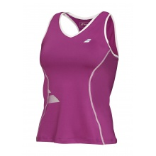 Babolat Tank Match Core CROP 2016 purple Girls