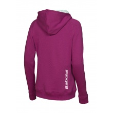 Babolat Sweatshirt Match Core 2016 purple Damen