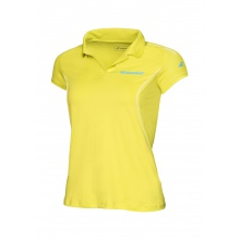Babolat Polo Match Core 2016 citron Girls