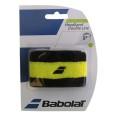 Babolat Stirnband Double Line schwarz/gelb