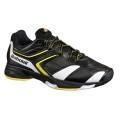 Babolat Drive 3 Allcourt schwarz/gelb Tennisschuhe Herren (Größe 49)