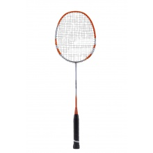 Babolat Explorer II 2016 orange Badmintonschläger - besaitet -