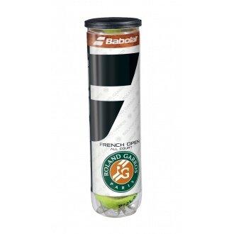 Babolat French Open Allcourt Tennisbälle 4er