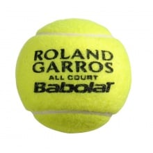 Babolat French Open Allcourt Tennisbälle 24x3er