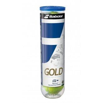Babolat Gold Tennisbälle 4er