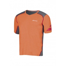 Babolat Tshirt V Neck Performance 2016 orange Herren