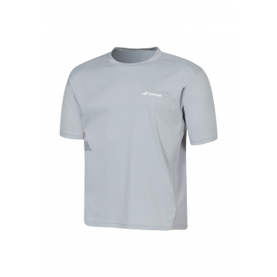 Babolat Tshirt Match Core FLAG 2016 grau Boys