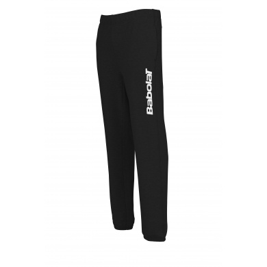 Babolat Pant Training Sweat BIG Logo 2016 schwarz Herren